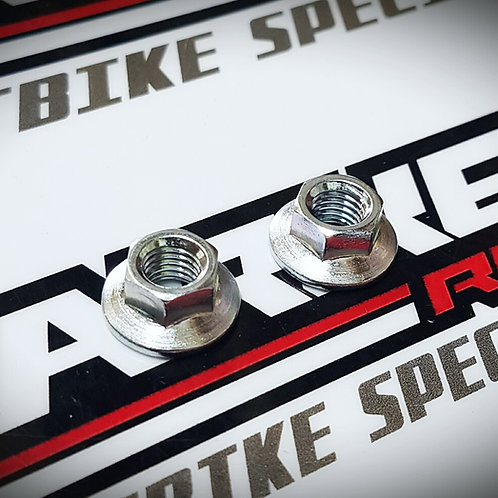 CRF150R Exhaust Nut Set