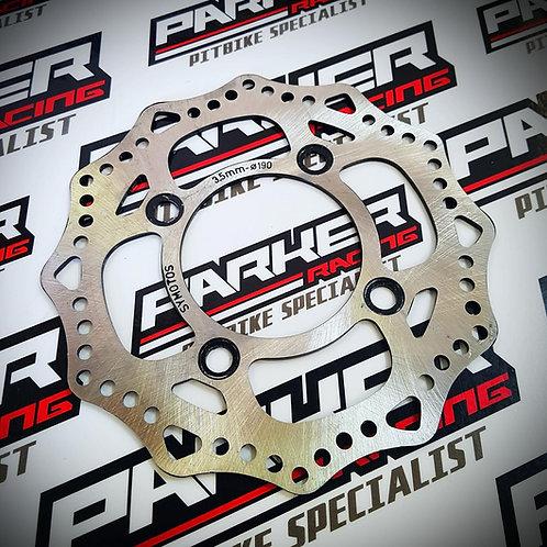Pit Bike Brake Wavey Disk