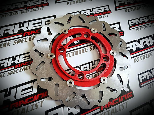 Pit Bike Race Floating Brake Disk