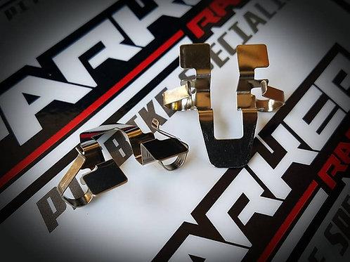 Pit Bike Rear Brake Calliper Pad Shim Kit
