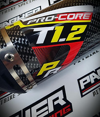 Exhaust Can Pro Core T1.2 Sticker