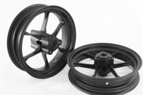 Pit Bike Supermoto Wheels 12 Inch Lightweight - Malcor