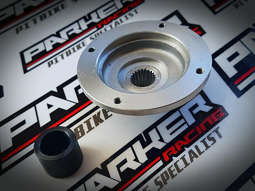 YX140 2 Peice Aluminium Oil Spinner Kit
