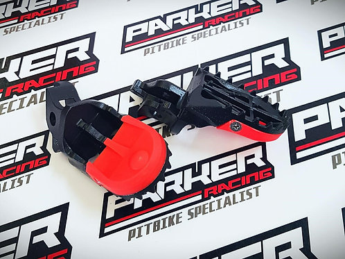 Honda CRF150R DRC Supermoto Footpegs