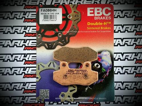 EBC Sintered Front Brake Pad Set