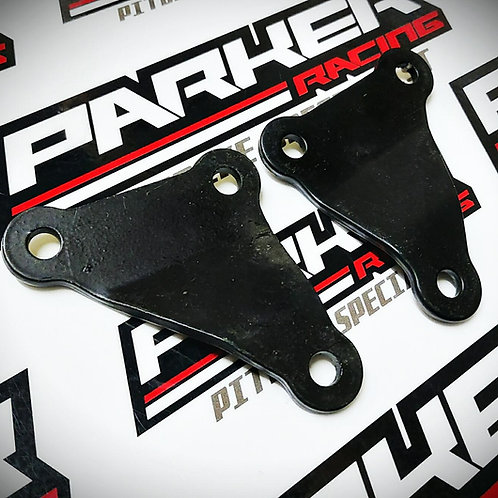 PR3 Engine Mounting Plates
