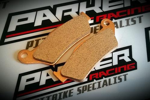 CRF450 Sintered Front Brake Pads