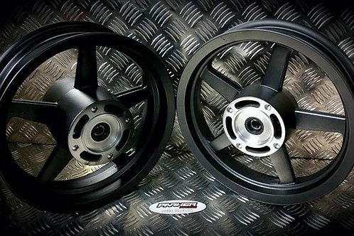 CRF150R Supermoto Wheels 12 Inch Kit