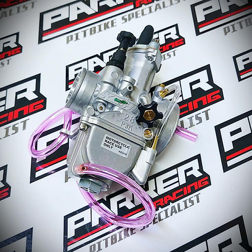 PWK Racing 28mm Flat Slide Carb