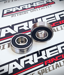 "CRF150 12"" Supermoto Front Wheel Bearings."