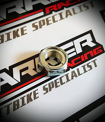 CRF150R Front Axle Nut