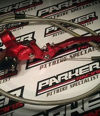 Pit Bike Hydraulic Clutch System