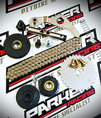 YX 140 Timing Cam Chain Kit