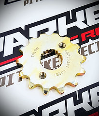 CRF150R Talon Front Sprocket