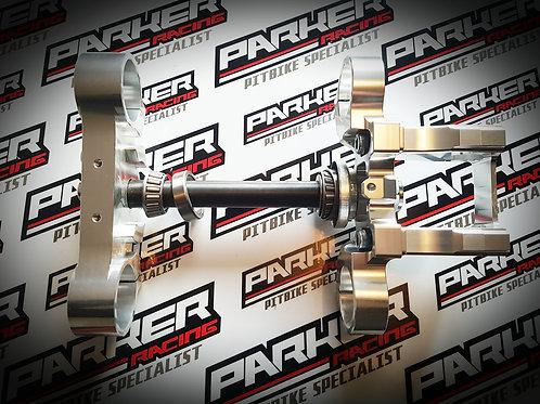 Pit Bike CNC Triple Clamp Set (Choice Of Colour)