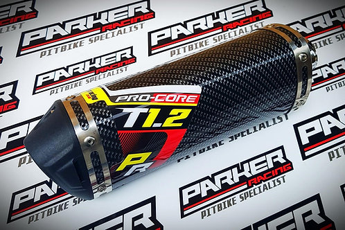 Exhaust Can Pro Core T1.2