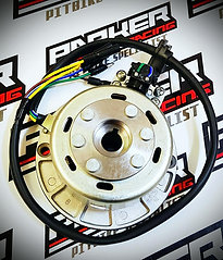 YX Race Lightweight Flywheel Kit