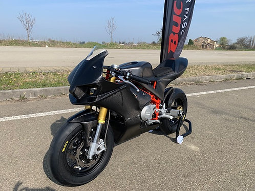 Bucci GP Carbon Fibre Bodywork Kit