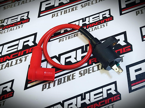 Pit Bike HT Lead & Coil - 2 Spade