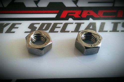 Exhaust Locking Nut Set