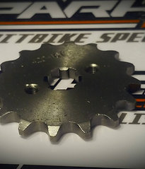 Pit Bike Steel Front Sprocket
