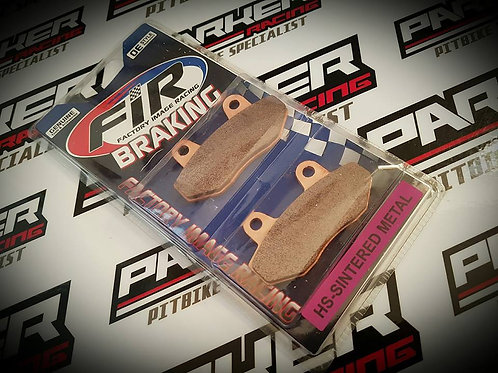 Pit Bike Race Sintered Front Brake Pads