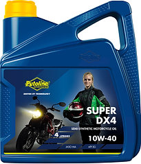 Putoline DX4 10w/40 Oil 4LTR