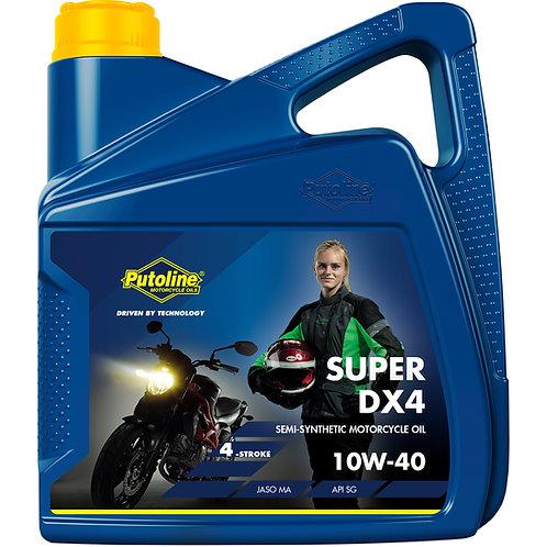 Putoline DX4 10w/40 Oil 4LTR