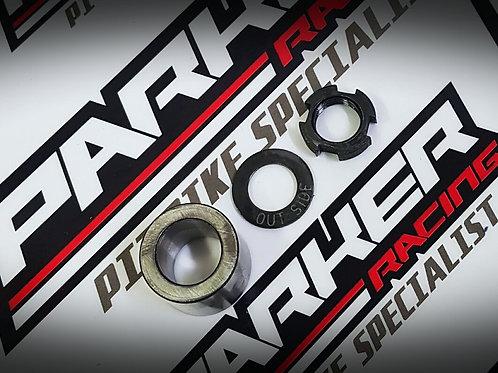 Zongshen Z155 Crank Spacer & Lock Nut