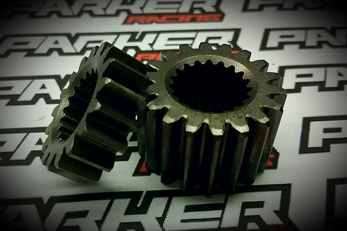 YX140 Crankshaft Drive Gears