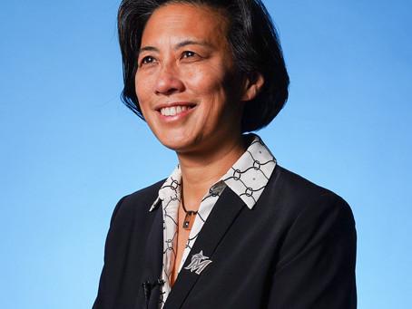 Kim Ng: Major League Baseball's First Female General Manager