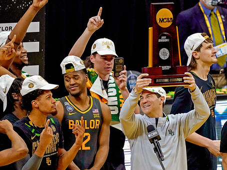 NCAA March Madness Lives up to Its Name