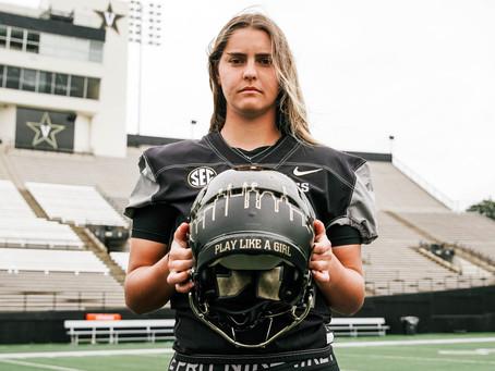 Sarah Fuller Breaks the Gender Barrier in College Football