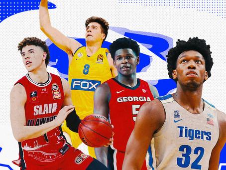 The 2020 NBA Draft