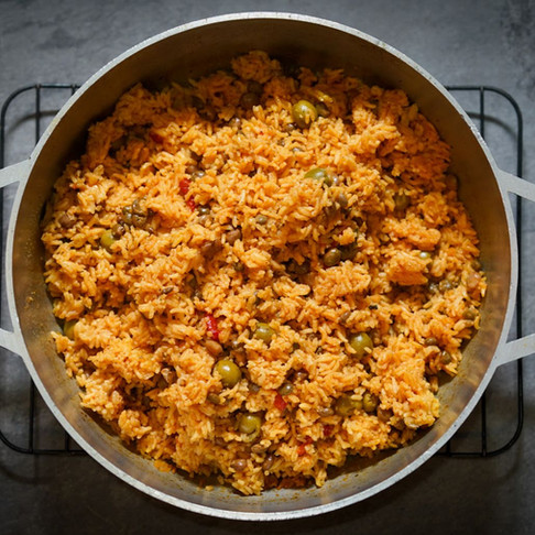 My Noni's Puerto Rican Rice