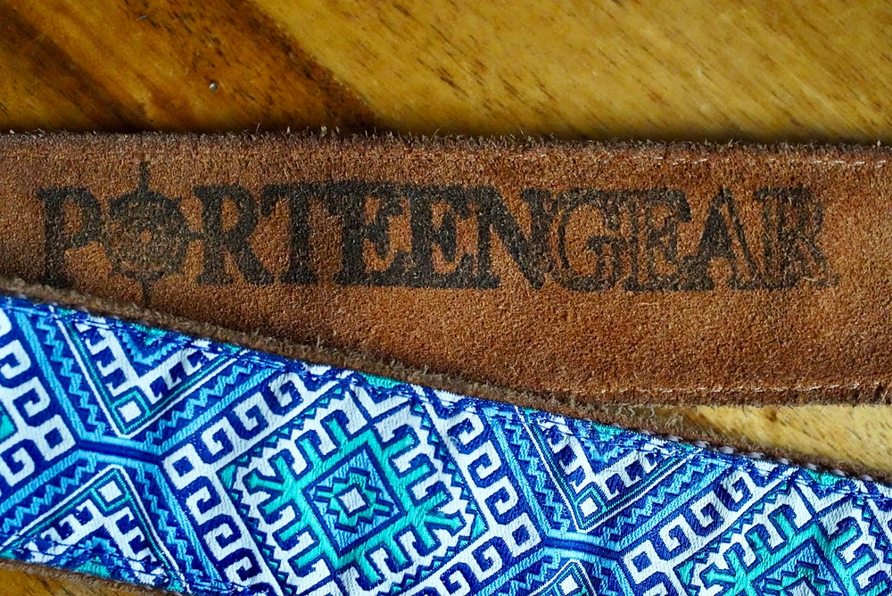 Porteen Gear, Camera Strap, Natalie Lopez Photography, Aztec, Design, Camera Strap