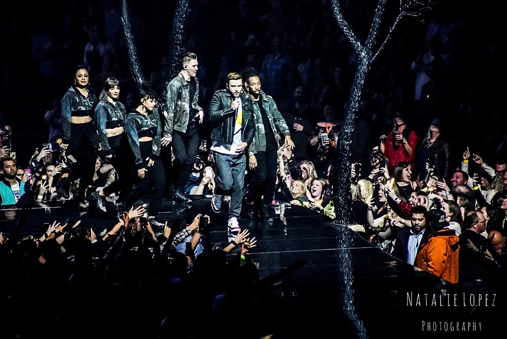 Justin Timberlake, Grand Rapids, Michigan, Van Andel Arena, Natalie Lopez Photography, Man of The Woods Tour