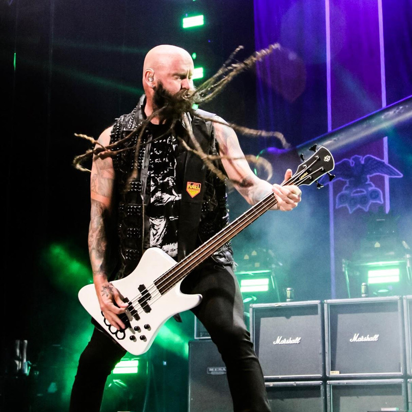 Five Finger Death Punch, Rock, Concert Photography, Natalie Lopez Photography