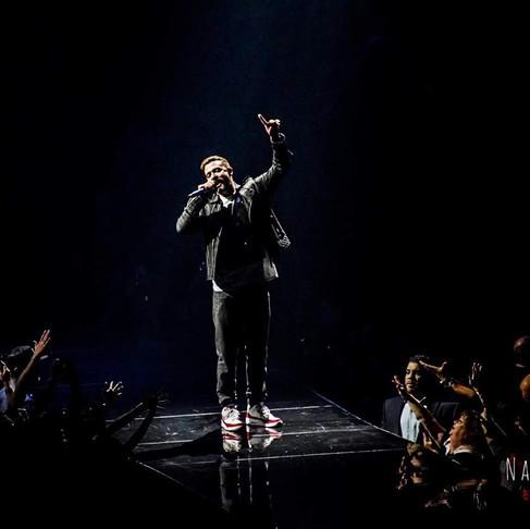 Justin Timberlake   Grand Rapids, MI.   4 . 4 . 19
