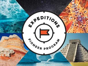 תוכנית פיוניר משלחות - Google