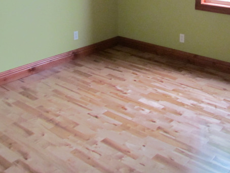 How to plan your home! Flooring