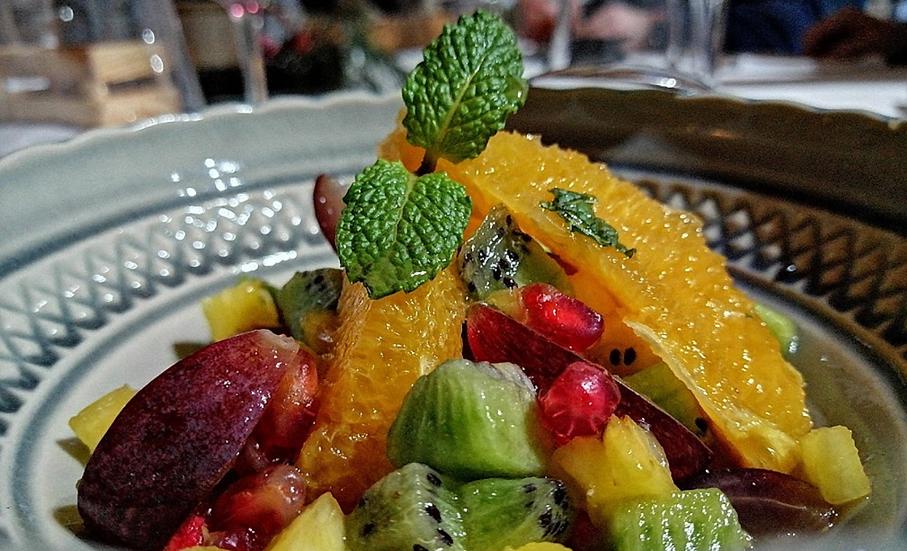 Salada de Frutas da Época