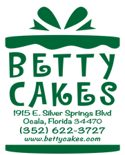 Betty Cakes Logo