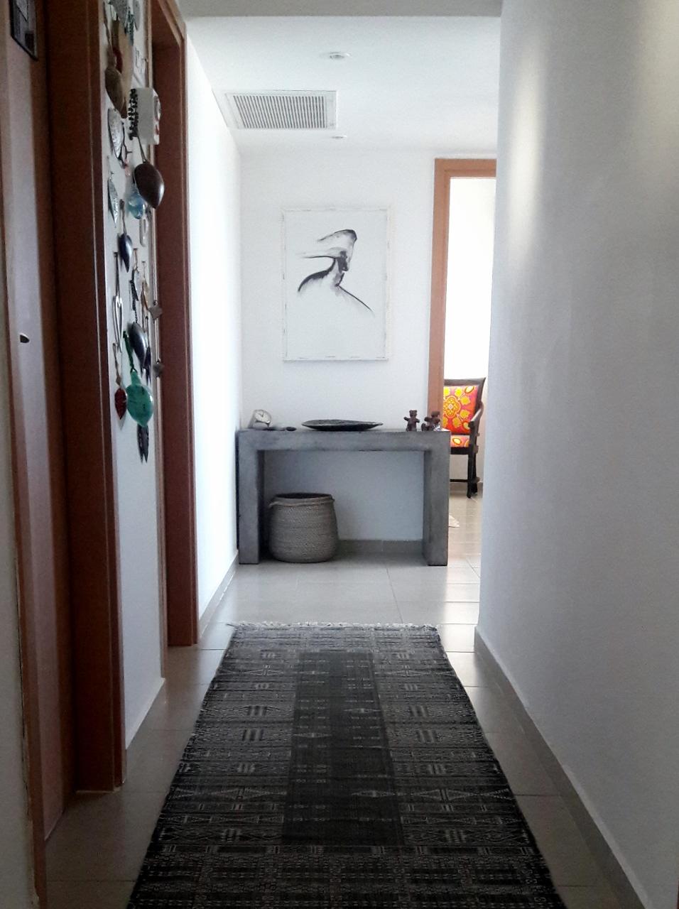 המסדרון לחדרים