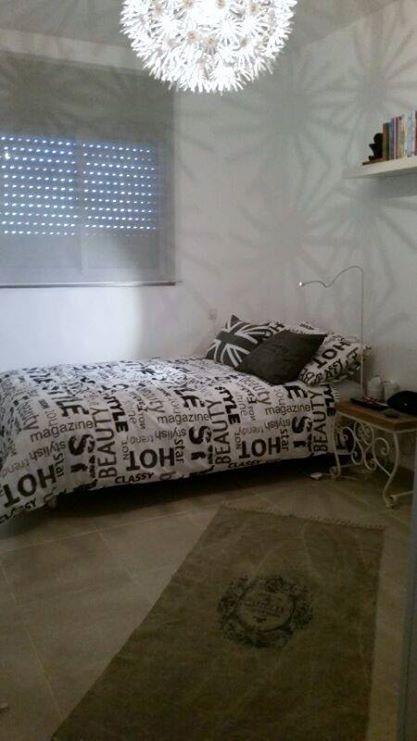 חדר נערה אורי מוזס רון