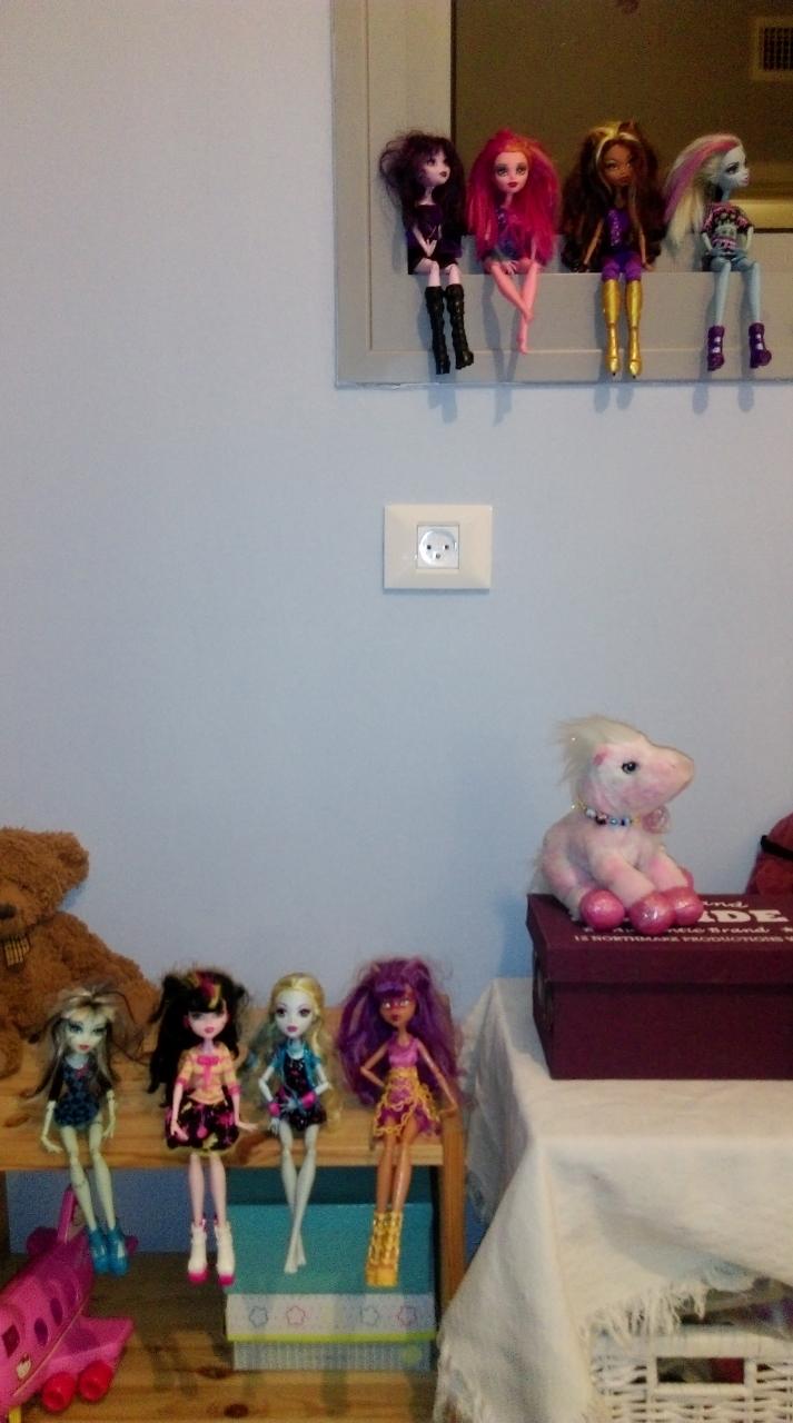 בחדר הבת
