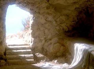 Good news of Jesus' resurrection