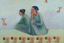 Hodaya and eleven children