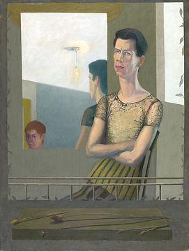 Amnon, oil on canvas, 160x120 cm 1995.jp