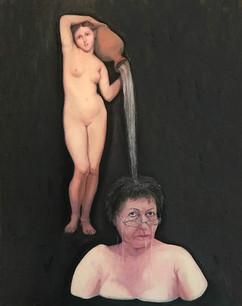 Self Portrait with venus